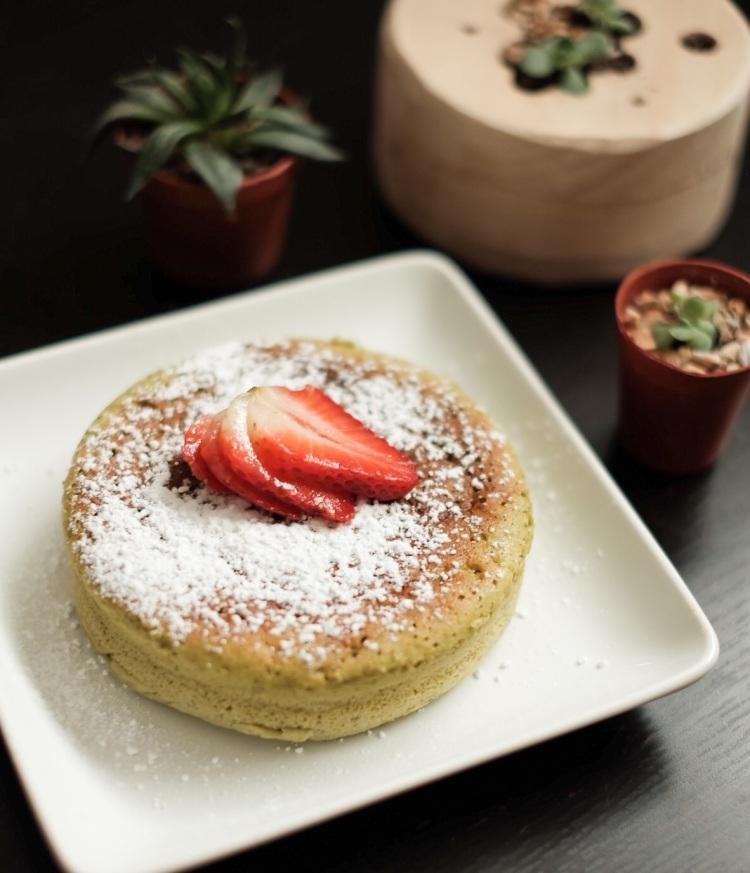Japanese Matcha Cheesecake