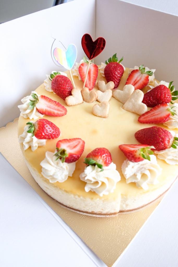 Original NY Cheesecake Valentine's Day