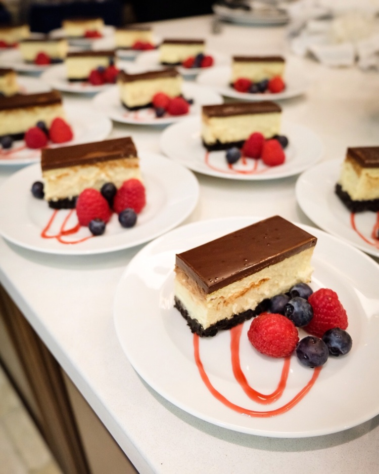 Bailey's Chocolate (catering event)
