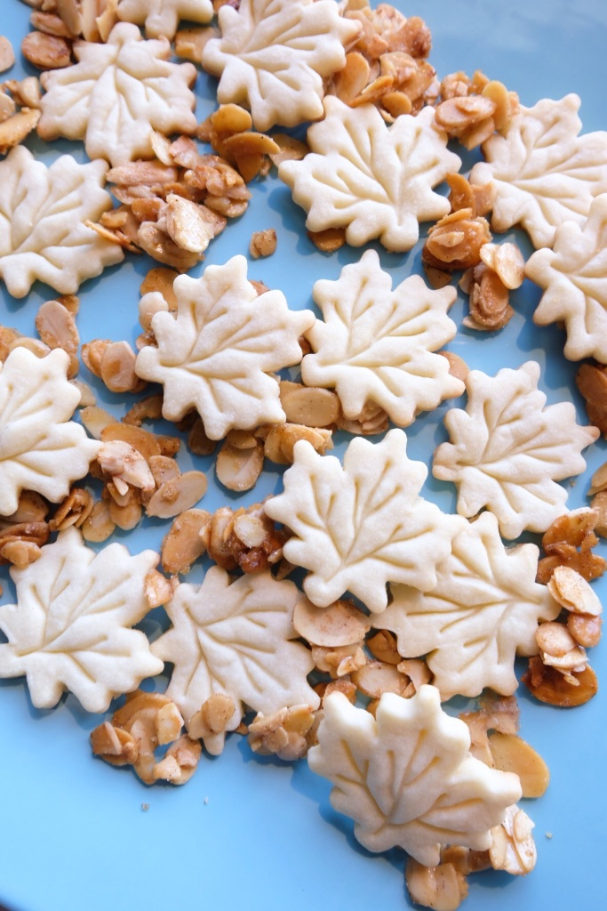 Maple Cookies (Thanksgiving)